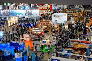 Leading Trade Show Exhibit