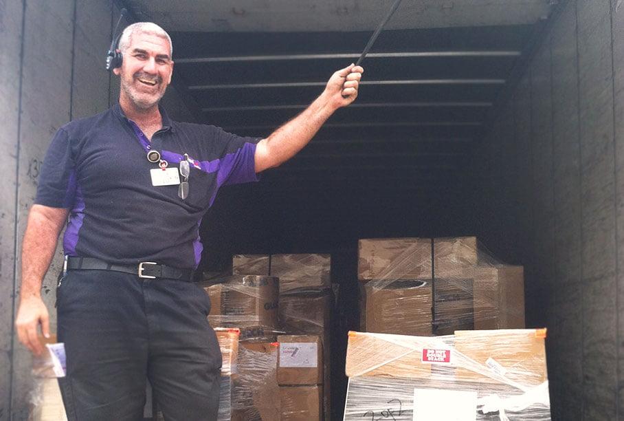 Fedex Staff