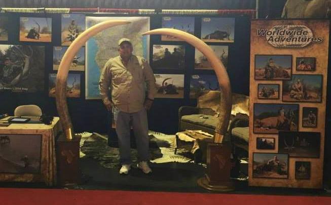 Worldwide Adventures booth