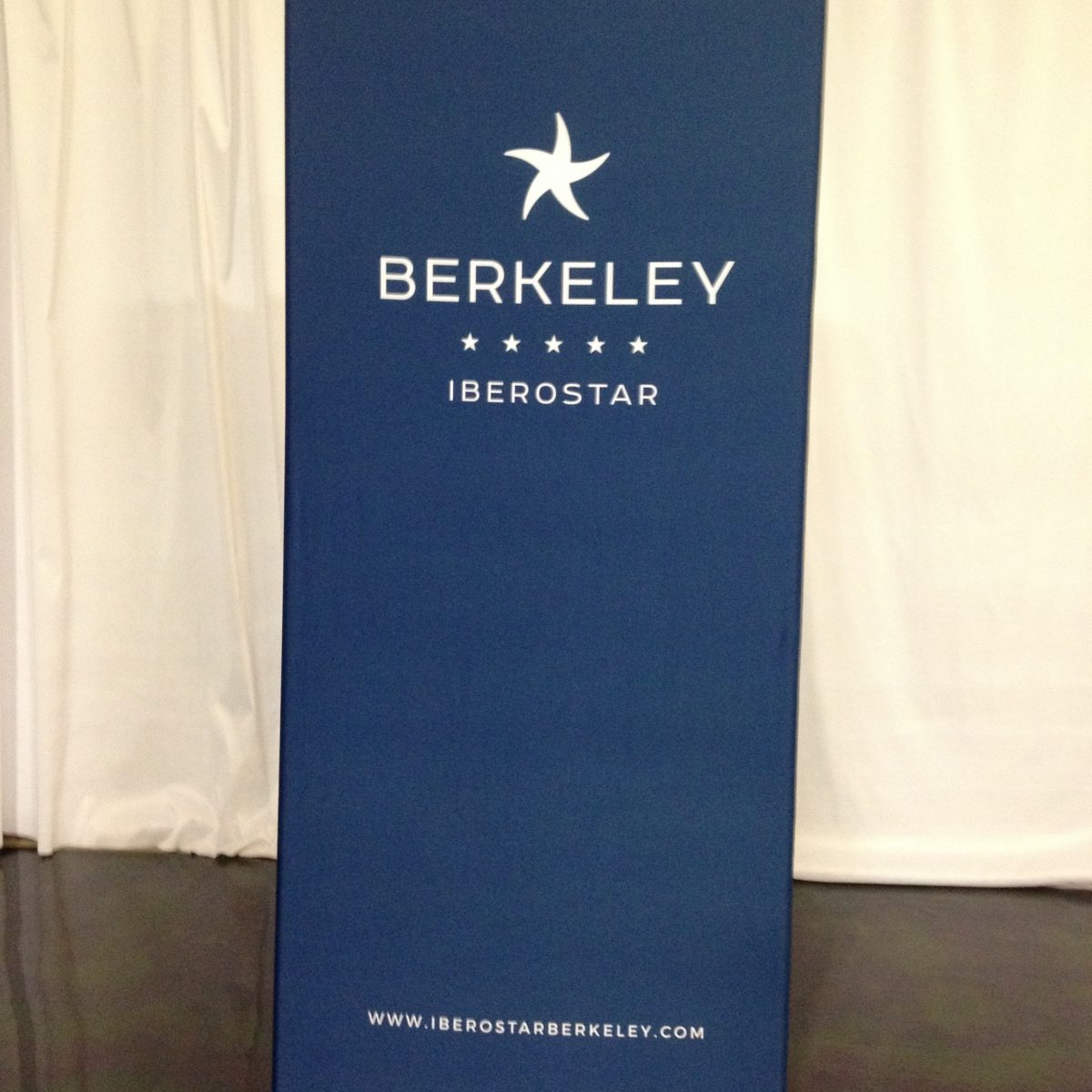 12) Banner Stand