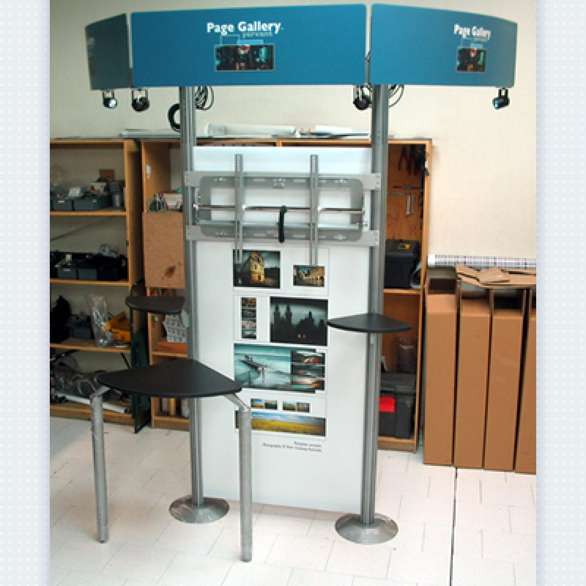 6) Hybrid Displays