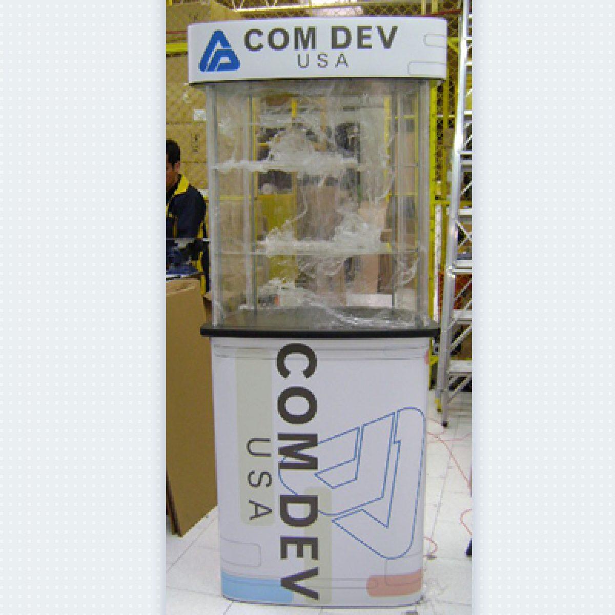 20) Counters & Kiosks