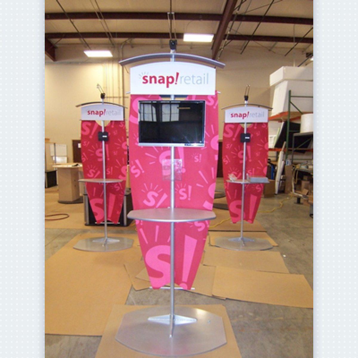 6) Counters & Kiosks